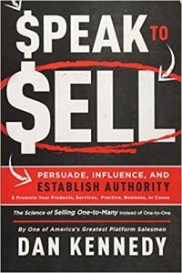 Speaking to Sell